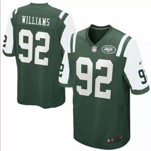 Leonard Williams New York Jets Nike #92 NFL Jersey